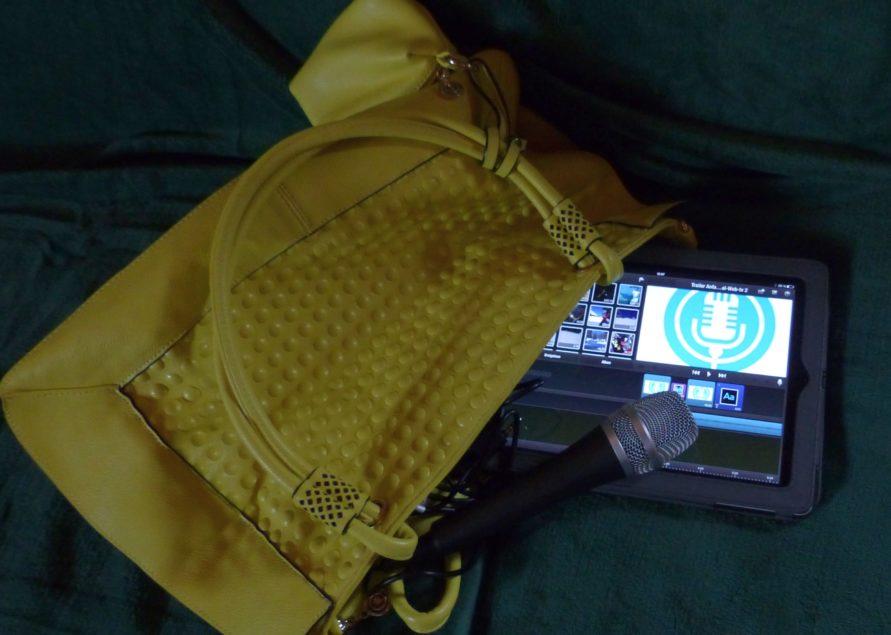 Mobile Reporting – die gelbe Tasche verbirgt noch mehr