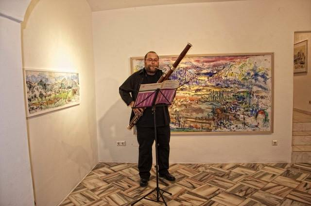 Das Fagott – von Michael Tavenaro