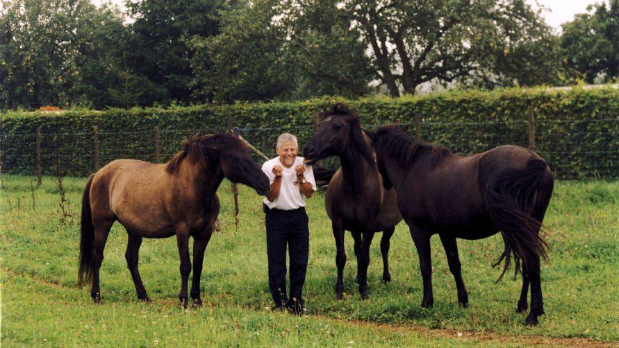 Mit dem Pferd einmal um die ganze Welt