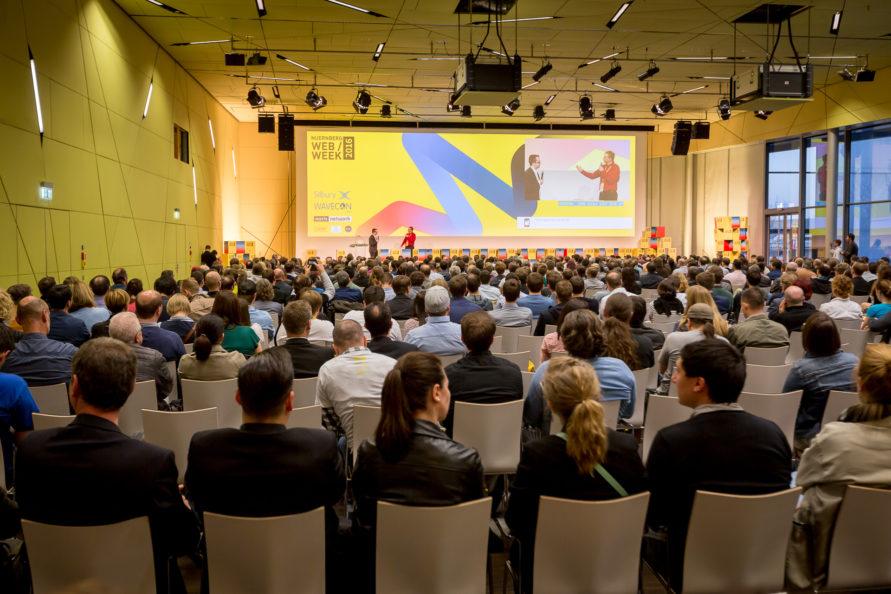 NürnbergWebWeek, das Event in der Metropolregion